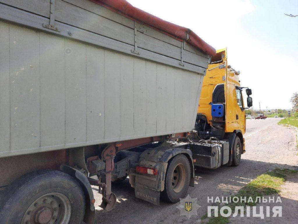 В Новой Одессе под колеса грузовика попал 12-летний велосипедист – полиция ищет свидетелей (ФОТО) 5