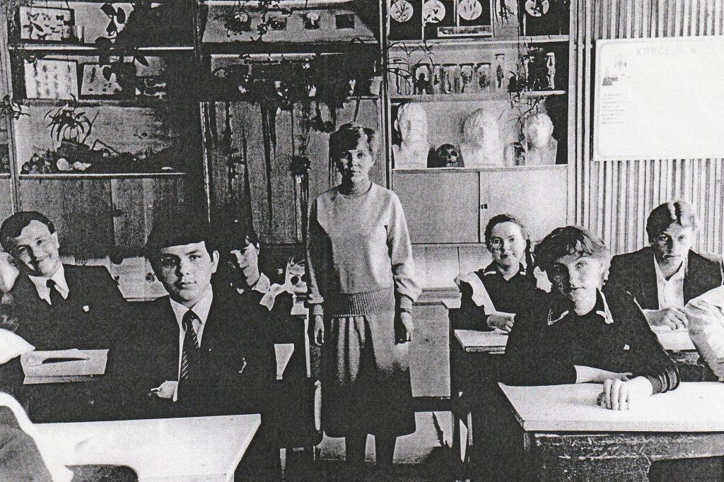 Человек, с которого начиналась николаевская школа №6: ушла из жизни Мария Ивановна Баран (ФОТО) 1