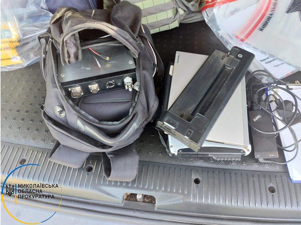 Уничтожение скифского кургана на Николаевщине: еще одному фигуранту сообщено о подозрении (ФОТО) 3