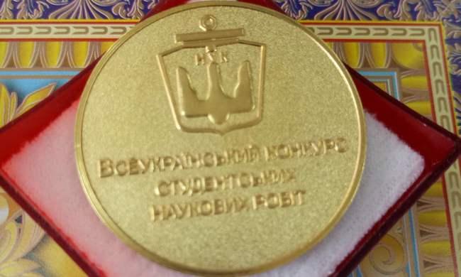 Студент университета им.П.Орлика стал победителем всеукраинского конкурса студенческих научных работ 5