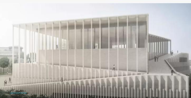 Архитектор из Германии решил подарить Украине проект музея Майдана из-за слишком маленького гонорара