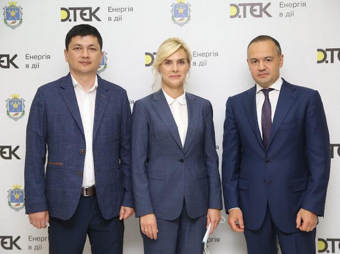 Люди, птицы и чистая энергия: ДТЭК подписал меморандум с Николаевской ОГА по строительству Тилигульской ВЭС 1