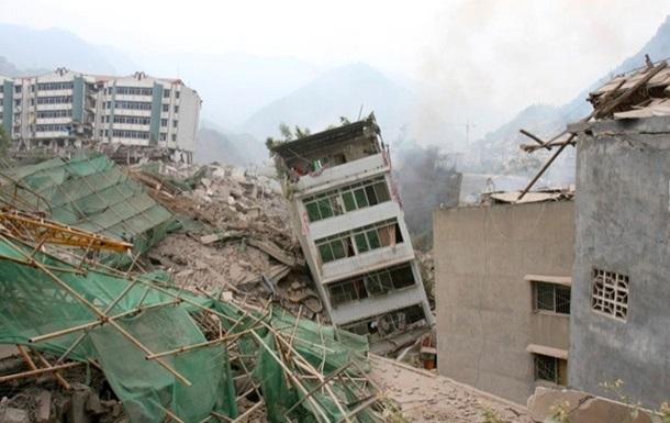 Сильное землетрясение произошло в Китае. Есть жертвы (ФОТО, ВИДЕО)