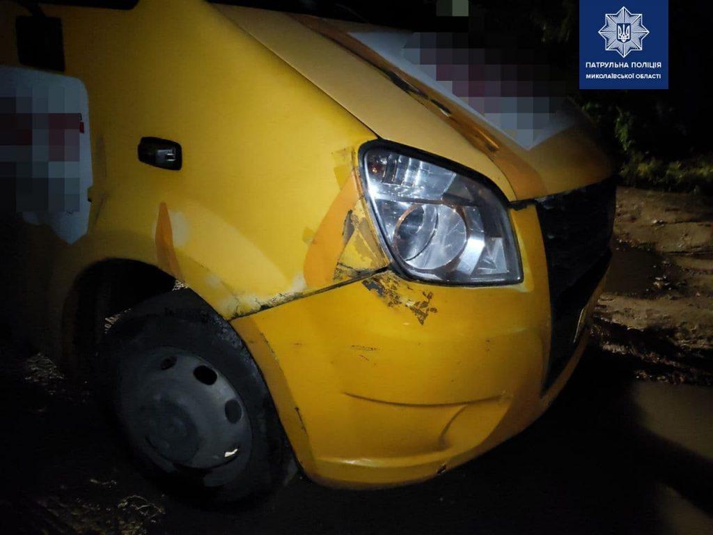 В Николаеве патрульные задержали пьяного водителя, который совершил ДТП и скрылся с места происшествия (ФОТО) 5