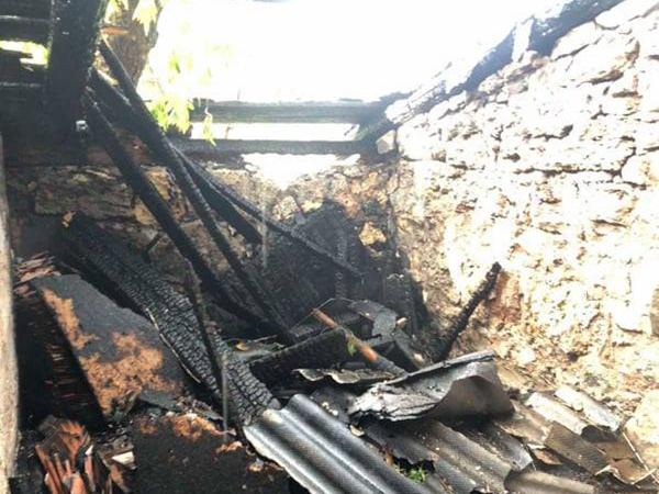 В Николаеве за сутки дважды тушили заброшенные постройки (ФОТО) 5