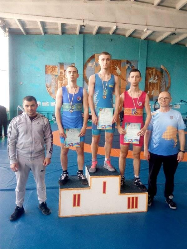 Николаевцы завоевали 7 наград чемпионата Украины по вольной борьбе среди спортсменов с нарушениями слуха (ФОТО) 7