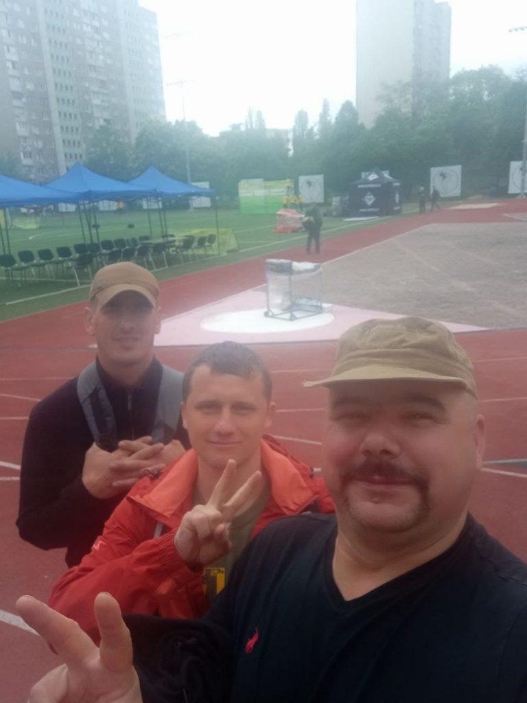 Warrior Games: трое николаевских ветеранов добыли награды национальных соревнований (ФОТО) 5