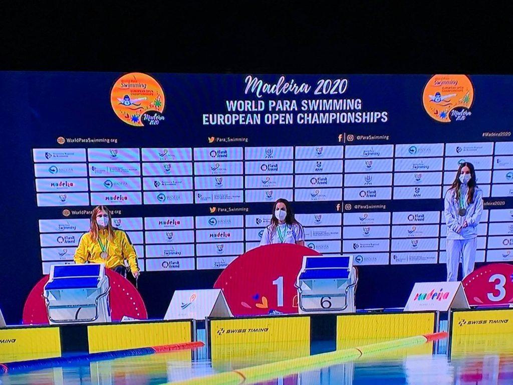 Николаевская спортсменка завоевала «серебро» чемпионата Европы по плаванию среди спортсменов с поражениями опорно-двигательного аппарата (ФОТО) 5