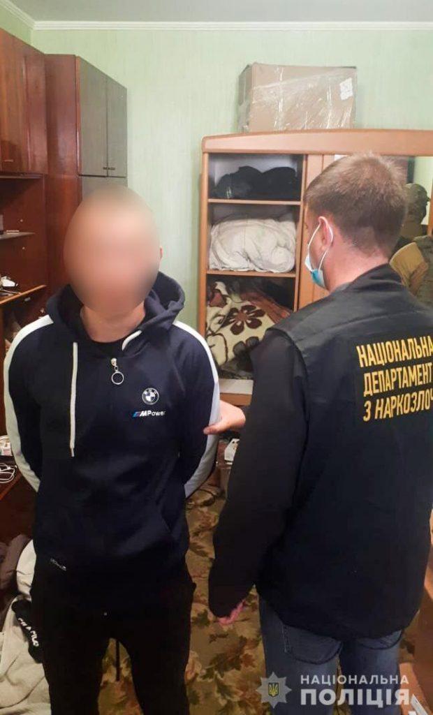 Метадон и опий на 3,5 млн.грн.: николаевские правоохранители задержали группировку наркодилеров (ФОТО, ВИДЕО) 7