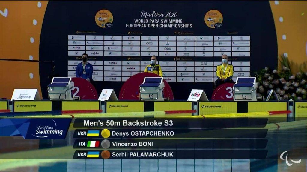 У николаевцев - еще две медали чемпионата Европы по плаванию среди спортсменов с поражениями опорно-двигательного аппарата (ФОТО) 5
