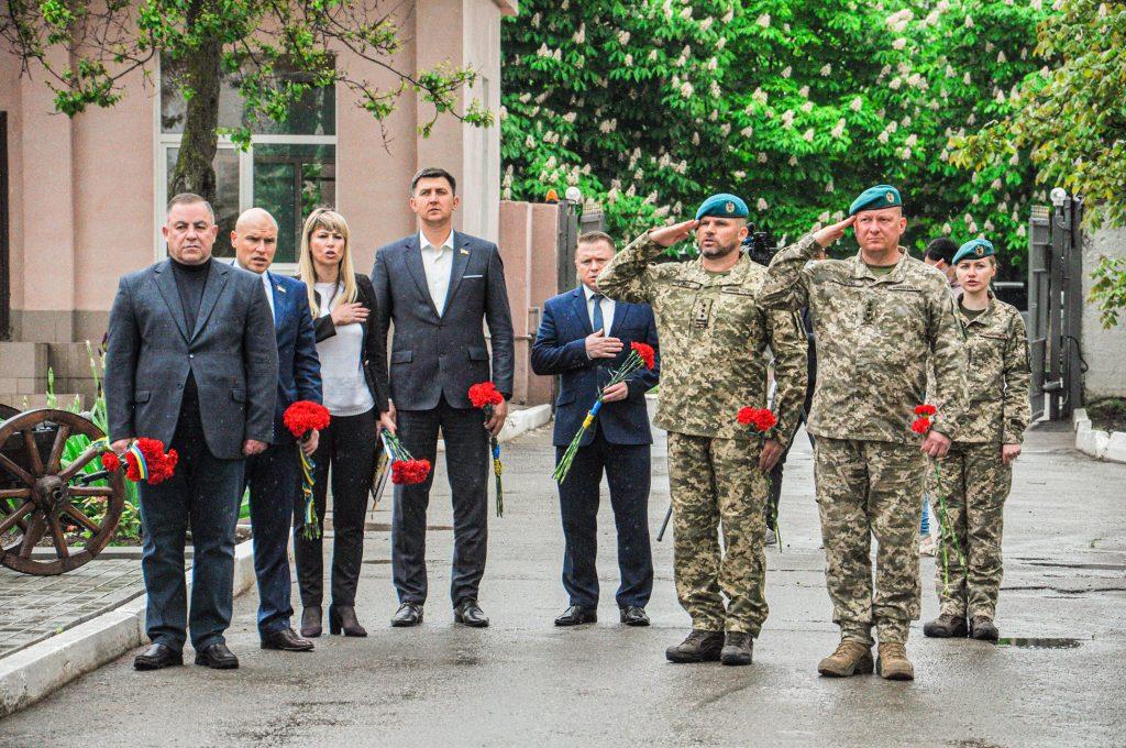 Николаевских морпехов с профессиональным праздником поздравил командующий Юрий Содоль (ФОТО) 5