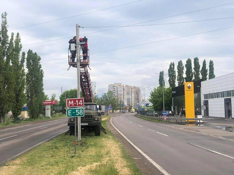 В Николаевской области на дорогах устанавливают 8 камер автофиксации нарушений ПДД (ФОТО)