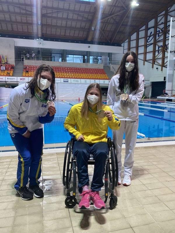 Николаевские паралимпийцы добыли еще 4 награды на чемпионате Европы (ФОТО) 5