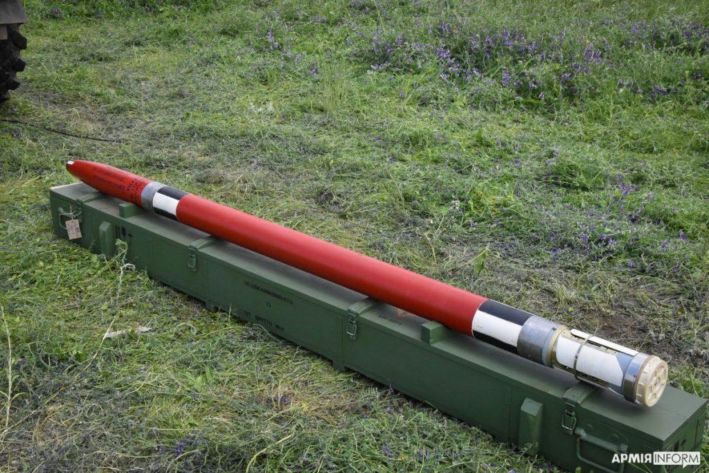 В Николаевской области успешно испытали 122-мм реактивный снаряд «Тайфун-1» к РСЗО «Град» (ФОТО) 5