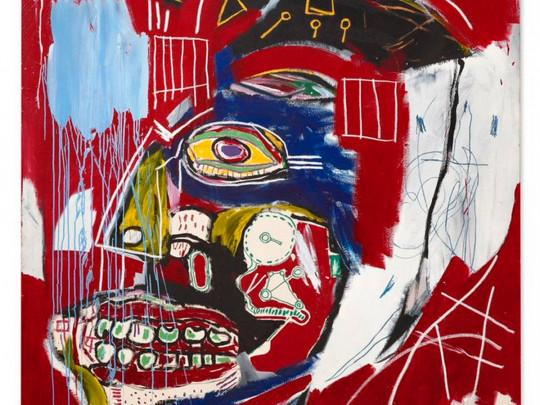 Картину афроамериканского художника продали на аукционе за 93 миллиона долларов