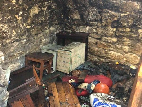 В Николаеве за сутки дважды тушили заброшенные постройки (ФОТО) 7