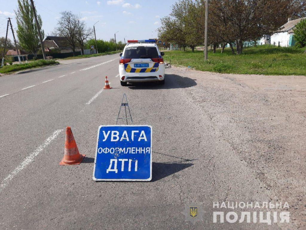 В Новой Одессе под колеса грузовика попал 12-летний велосипедист – полиция ищет свидетелей (ФОТО) 9