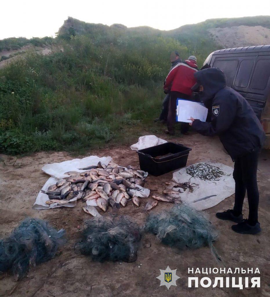 Николаевская водная полиция и рыбоохранный патруль поймали браконьеров на вылове креветки и рыбы (ФОТО) 7