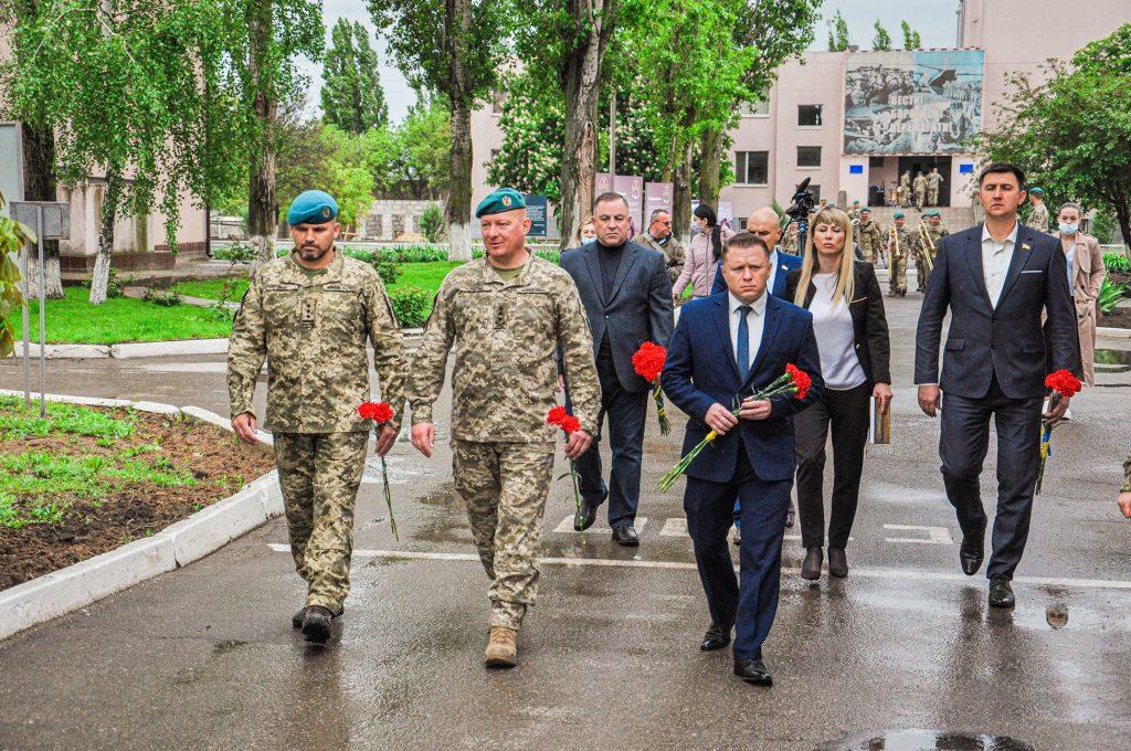 Николаевских морпехов с профессиональным праздником поздравил командующий Юрий Содоль (ФОТО) 7