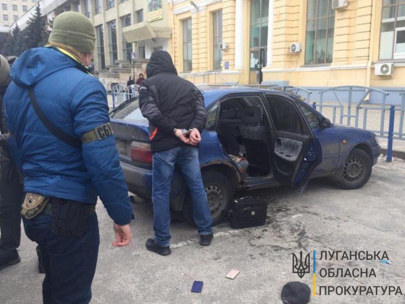 Житель Николаева, завербованный ФСБ, предстанет перед судом (ФОТО)