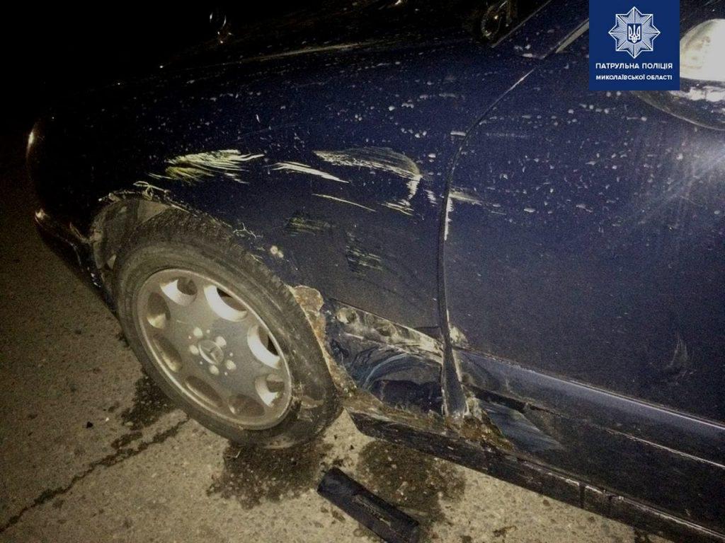 В Николаеве патрульные задержали пьяного водителя, который совершил ДТП и скрылся с места происшествия (ФОТО) 7