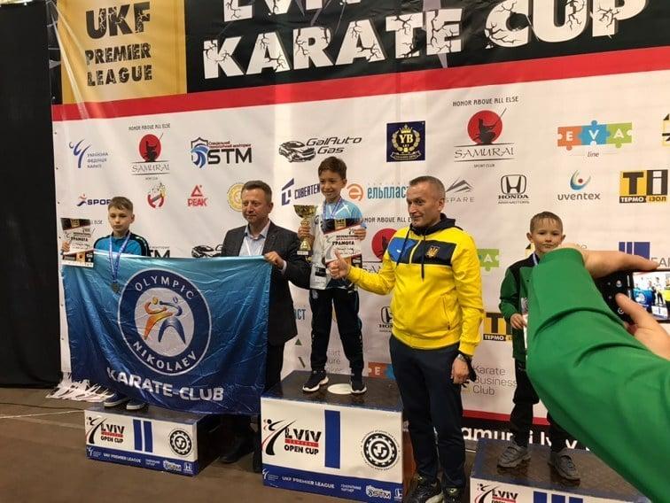 Юные николаевские каратисты вернулись из Львова с 22 наградами (ФОТО) 7