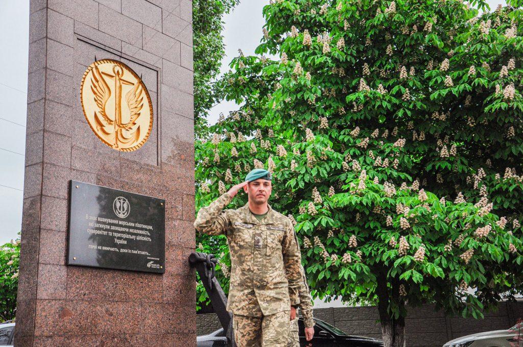 Николаевских морпехов с профессиональным праздником поздравил командующий Юрий Содоль (ФОТО) 9