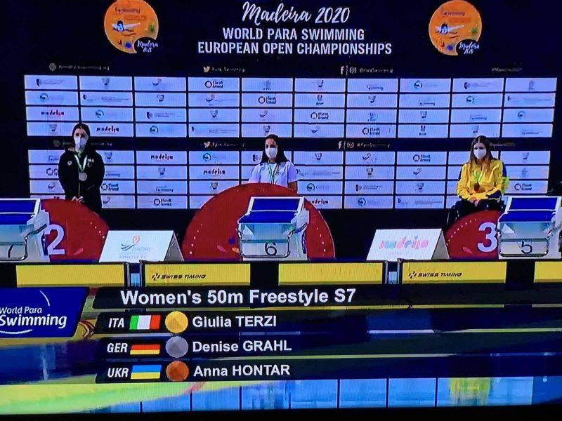 Николаевские паралимпийцы добыли еще 4 награды на чемпионате Европы (ФОТО)