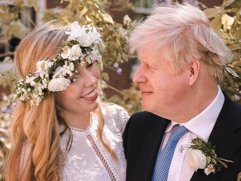 Подробности тайной свадьбы премьер-министра Великобритании Джонсона: одежда напрокат, 30 гостей (ФОТО, ВИДЕО)
