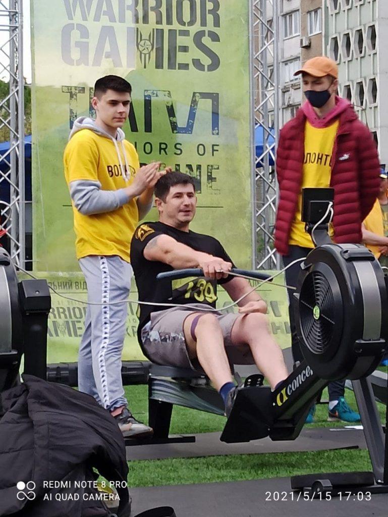Warrior Games: трое николаевских ветеранов добыли награды национальных соревнований (ФОТО) 13