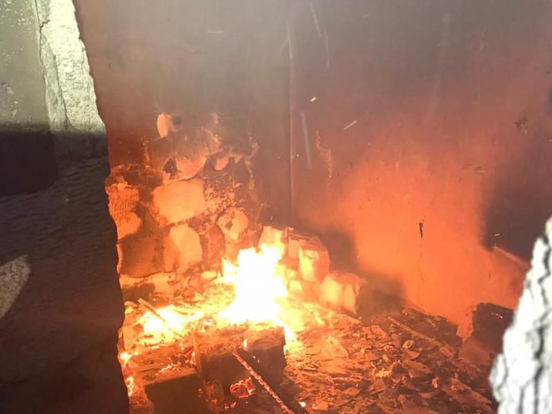 В Николаеве за сутки дважды тушили заброшенные постройки (ФОТО) 13