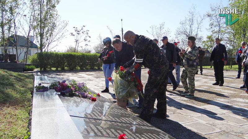 День победы над нацизмом в Николаеве: возложение цветов и мотопробег байкеров «Победа одна на всех» (ФОТО, ВИДЕО) 13