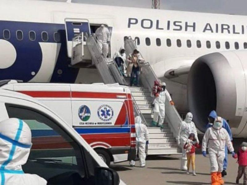Индийский штамм коронавируса уже в Польше