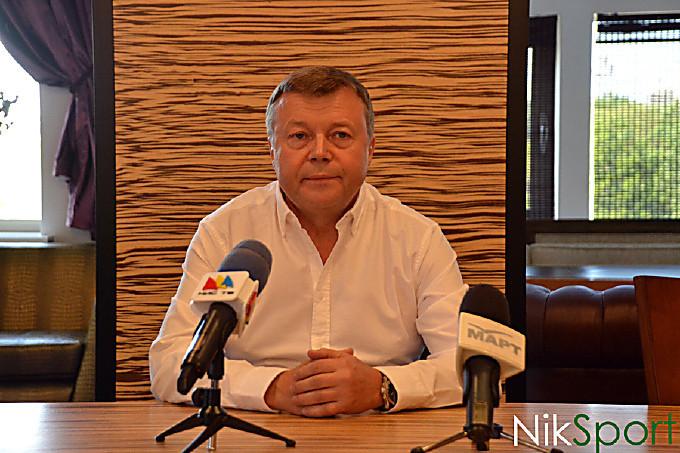 МБК «Николаев» принял отставку Черепанова, скоро выборы нового президента