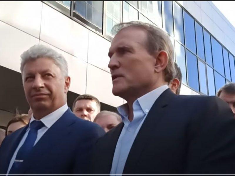 Суд оставил Медведчука под домашним арестом. Он недоволен (ВИДЕО)