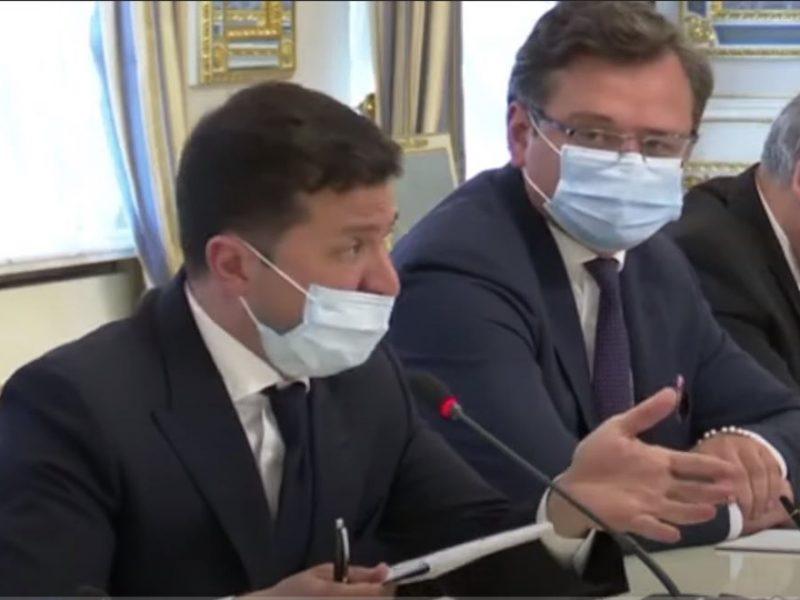 """""""Есть фундаментальная идея"""". Зеленский и Блинкен дали пресс-конференцию (ВИДЕО)"""