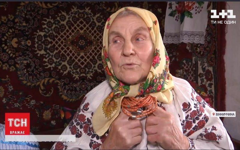 82-летняя украинка стала звездой TikTok – внучка помогла (ВИДЕО)