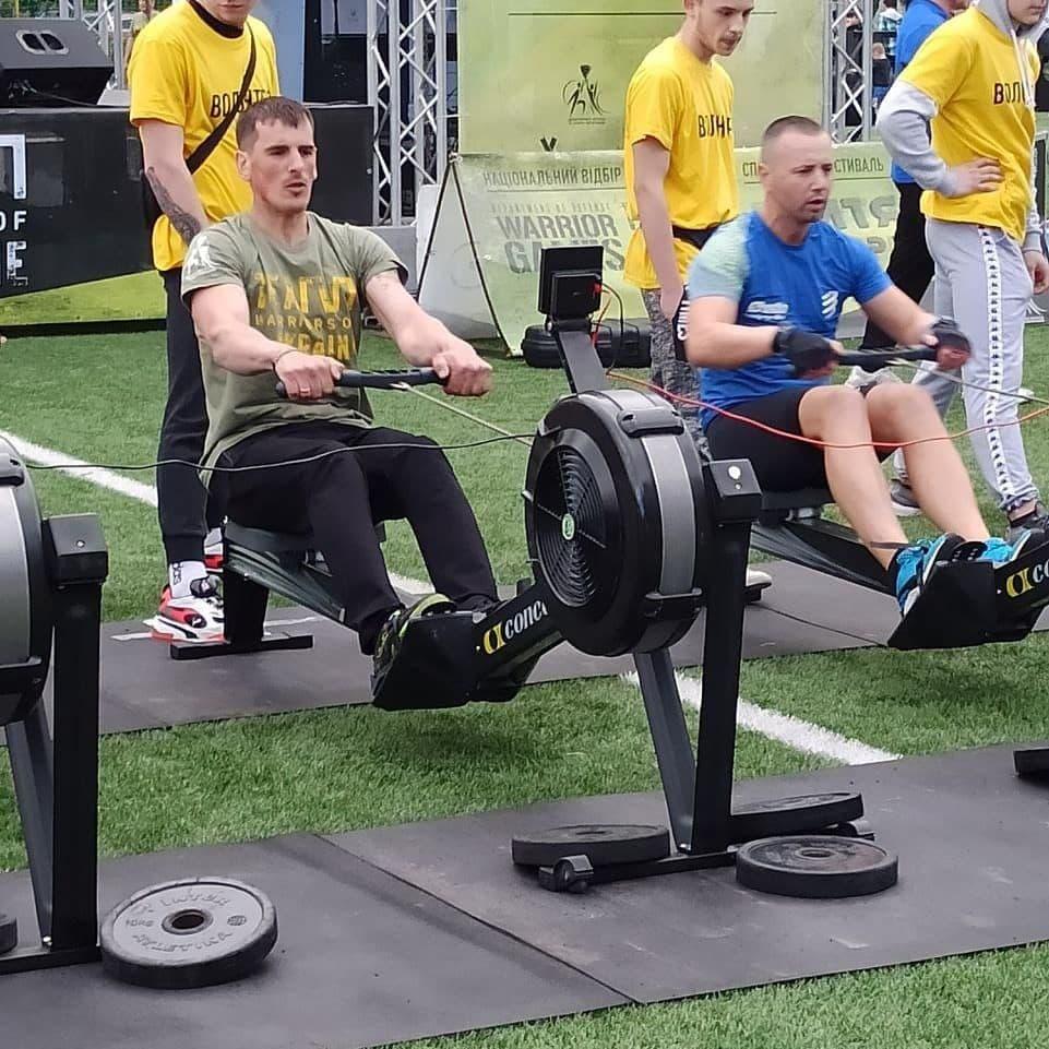 Warrior Games: трое николаевских ветеранов добыли награды национальных соревнований (ФОТО) 17