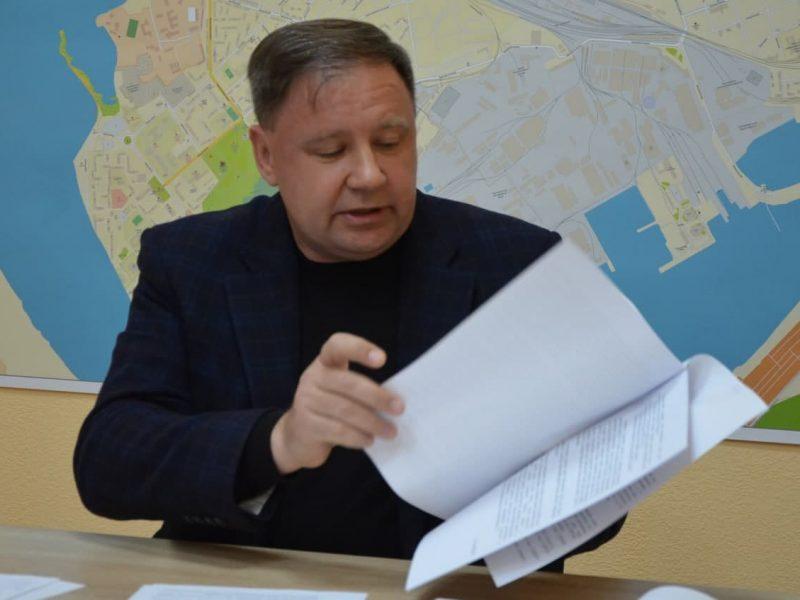 В Николаеве обнаружили коммунальное предприятие-загадку. Оно должно выплатить по суду более 100 тыс.грн. (ВИДЕО)