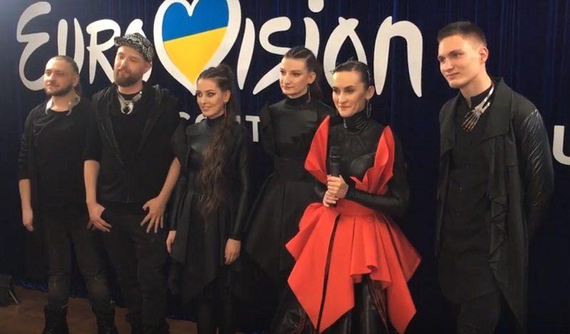 Букмекеры прочат украинской участнице Евровидения группе Go_A место в ТОП-5