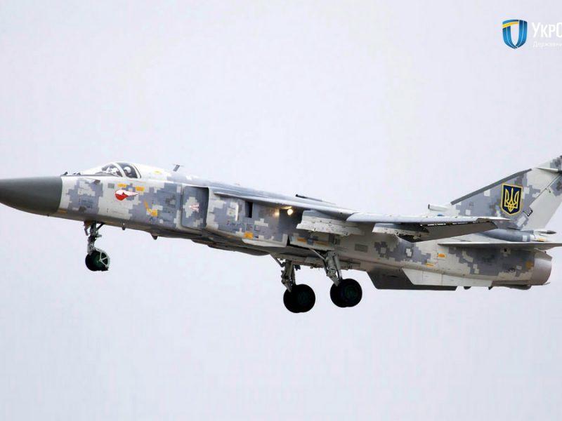 НАРП передал армии отремонтированный Су-24