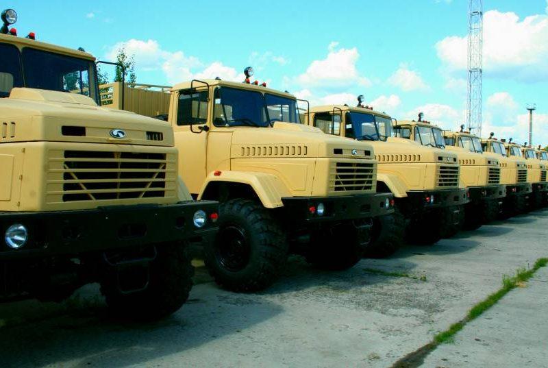 США покупает грузовики АвтоКрАЗа – не для себя