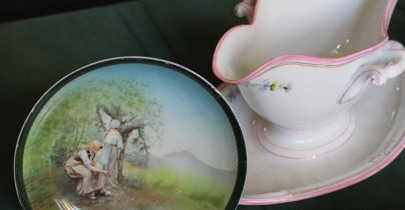 Краеведческий музей Николаева выкупил у частного лица посуду от поставщика императорского дворца