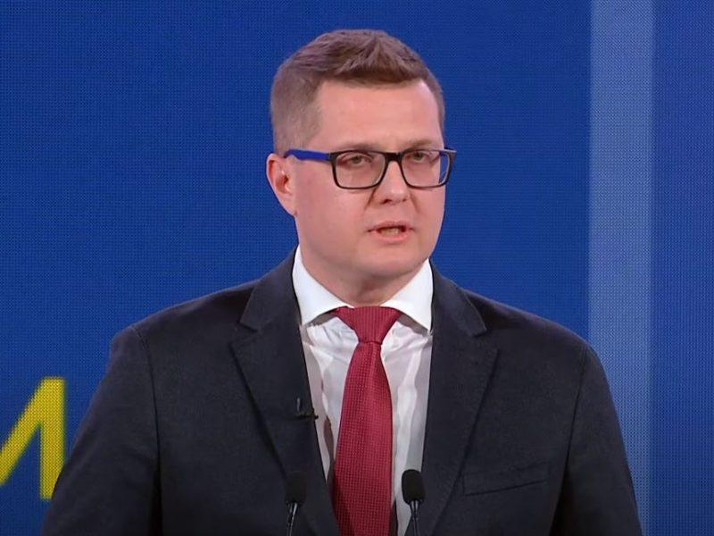 Баканов рассказал, сколько  людей вовлечено в разведывательно-подрывную деятельность РФ против Украины
