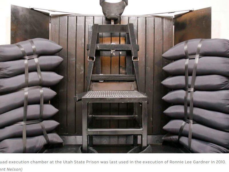 Яд кончился. В Южной Каролине приговоренным к смертной казни придется выбирать между электрическим стулом и пулей