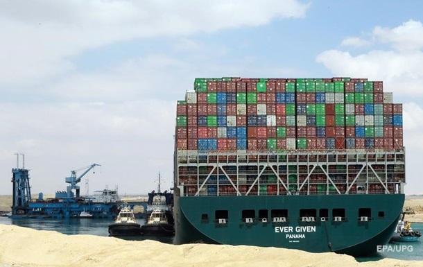 Египет пересмотрит размер компенсации от владельца судна, блокировавшего Суэцкий канал