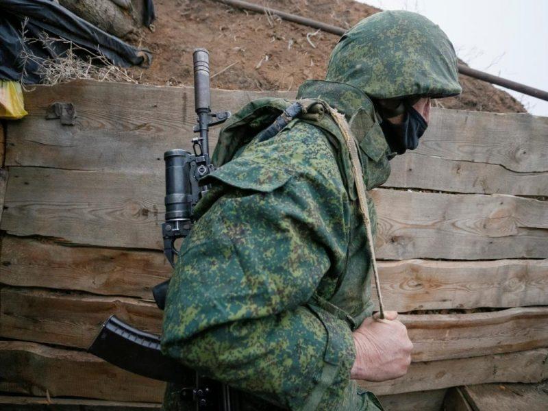 "Боевики на Донбассе 6 раз нарушали ""тишину"": стреляли из гранатометов и пулеметов"