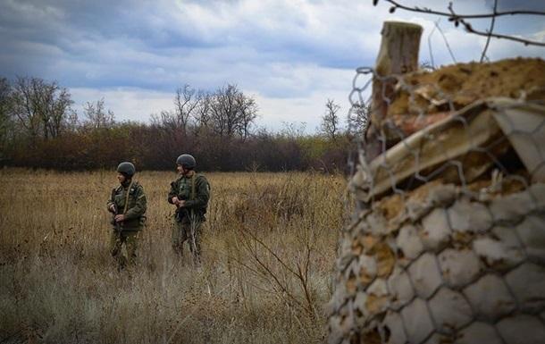 Сутки на Донбассе: восемь обстрелов, без потерь у ВСУ