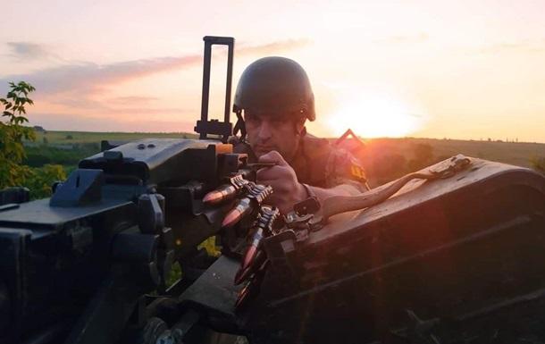 На Донбассе боевики 16 раз обстреляли украинские позиции, один погибший и двое раненых бойцов ООС