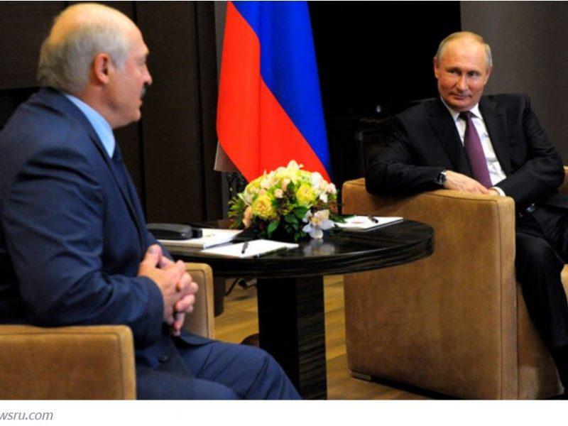 Путин и Лукашенко сделали заявление об Украине и приближении НАТО. В МИДе ответили